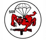 Logo 508th parachute infantry regiment